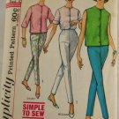 """Pant & Top"" Pattern Simplicity 4434 PATTERN"