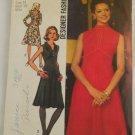 "Vintage ""Designer Fashion"" Pattern Simplicity 5011 Sz 14"