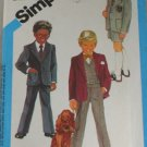1984 Child Pant,Jacket-Simplicity 6611 Sz 3