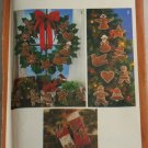 1980-Wreath,Ornaments-Simplicity 6067-VINTAGE PATTERN