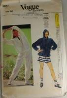 Vogue 8582-Misses Jacket,Short,PantSz 10