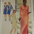 Misses Designer Dress & Cardigan Simplicity 7131 Sz 12