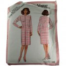 Vogue 1000 Misses Basic Shell Fitting Pattern  VINTAGE PATTERN  Sz 14