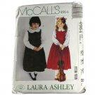 McCall's 4964 Children Girls Laura Ashley  Jumper Blouse Petticoat PATTERN SZ  8