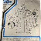 Daisy Kingdom Sew & Ski Pattern Ladies Basic Parka  8-14