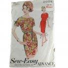 Advance 2994 Misses Dress Size 14