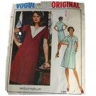 Vogue Paris Original 1108 Molyneux Misses Dress Sz 12 1960s Jackie