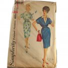 Simplicity 3283 Misses Wiggle Dress Sz 16. Bust 36