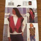 Butterick 3300 Sewing Pattern, Misses' Vest, Size A-B-C