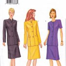 Butterick 3202 Jacket & Skirt Pattern Sizes 20,22,24