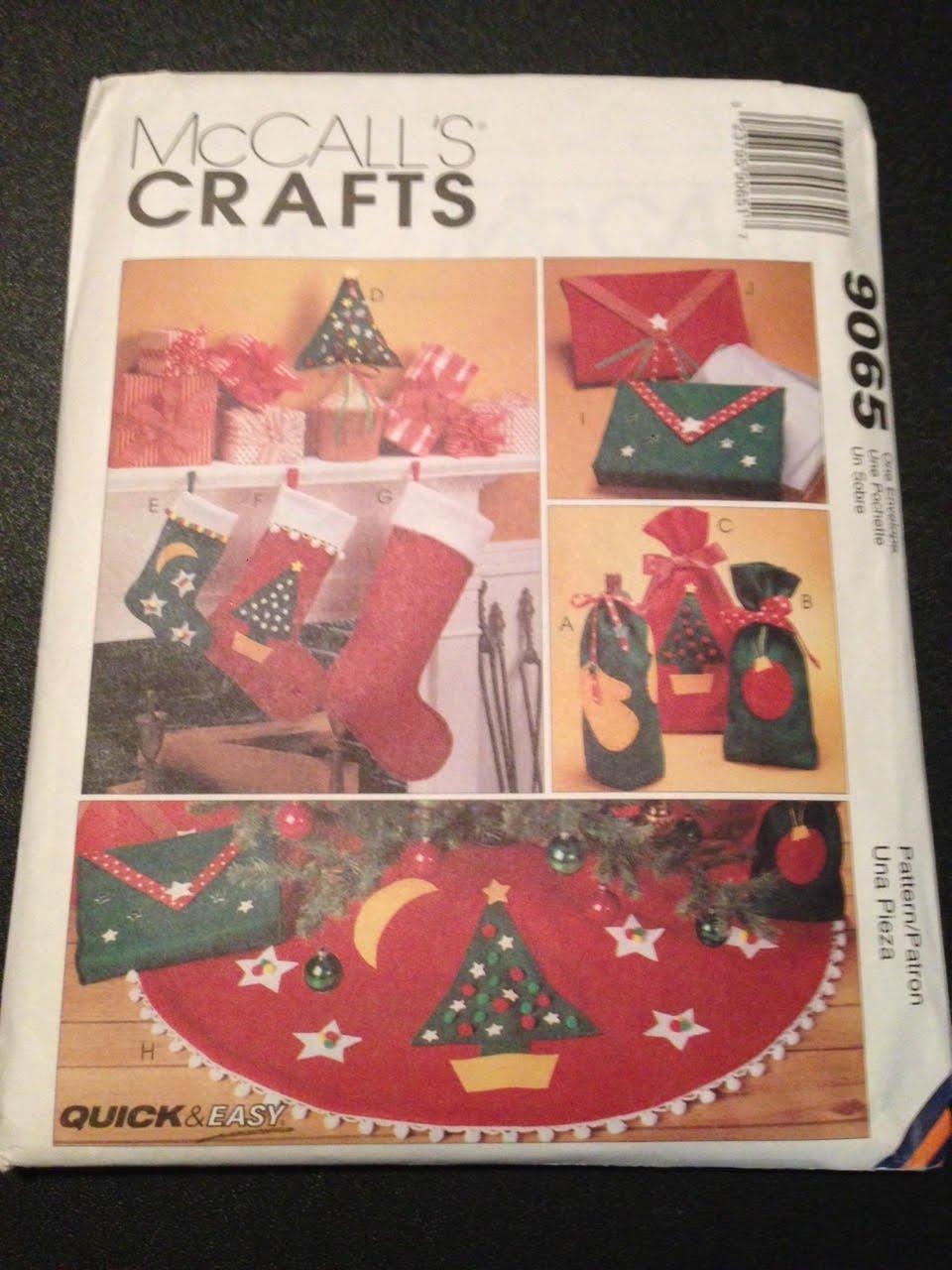 Mccall Christmas Decorations