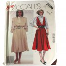 McCall's 2126 Sewing Pattern Misses Jumper Size B 8,10,12