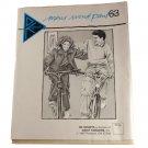 Daisy Kingdom Sewing Pattern 63 Mens Wind Pant Size XS,S,M,L,XL