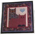 Country Store Piecemakers USA Quilt Pattern & Notecard A Tale of Two Tabbies