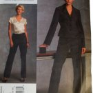 Vogue V1041 American Designer Anne Klein Misses Jacket and Pants Size EE 14,16,18,20