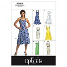 Vogue Patterns V8184 Misses' Petite Dress, Size D (12-14-16)