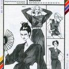 Stretch & Sew Pattern 1595 ~ Drop Shoulder / Cap Sleeve Dress, Blouse & Kimono Tunic ~ Bust 28-44