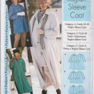 Raglan Sleeve Jacket Shirt Top Sewing Pattern Easy 4-22 by Step By Step