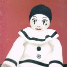 "Butterick 4949 or 273 Pierrot Doll 1980's Pattern and Clothing 21"" Sewing Pattern Craft"