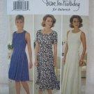 Butterick Pattern 3306 Misses' Dress Designed by Diane Von Furstenberg (Size 12-14-16)