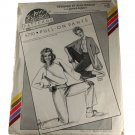 Stretch & Sew Pattern 5770 Misses Pull-On Pants Hip 32-46
