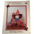 Wilma, the Good Witch and her Homespun Kittens Staple Bound – 1985