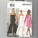 Butterick pattern 6860 *size 6,8,10 *Arianna