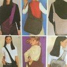 McCall's 2933 Pattern Shoulder Handbags