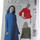 McCall's Pattern M5531 Misses Lined Jackets and Coats Size DD 12,14,16,18