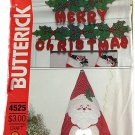 Butterick Pattern 4525 Christmas Package, Size one