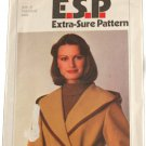 Simplicity Pattern 8150 Misses Front Wrap Jacket Size N 10,12,14