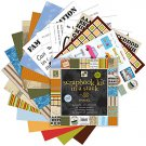 12x12 Scrapbook Kit - Travel