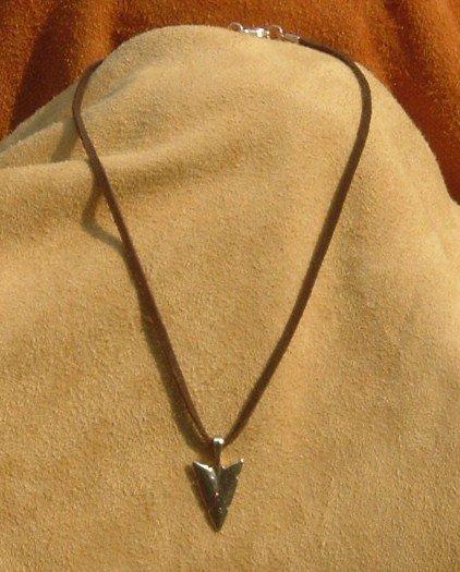 SOLD   Arrowhead Leather