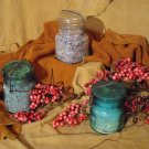 SOLD OUT -- Baby Powder Bath Salts -Antique Jar