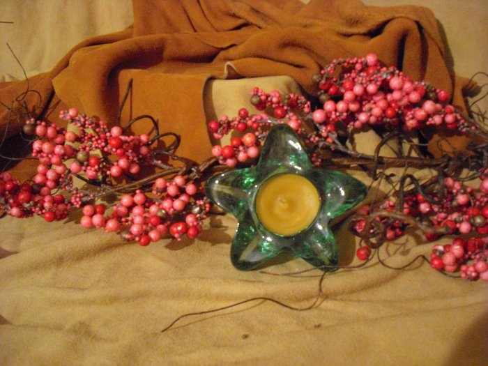SOLD SOLD SOLD...Star Tea Light