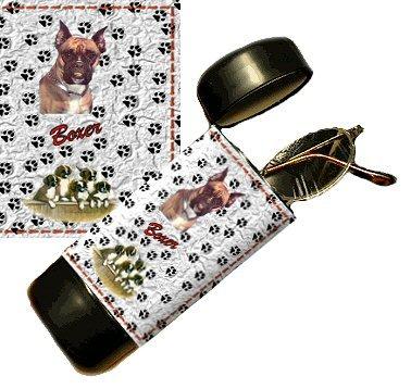 Boxer Eyeglass Or Sunglass Case