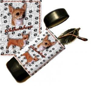 Chihuahua Eyeglass Or Sunglass Case