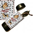 Autralian Terrier Eyeglass Or Sunglass Case
