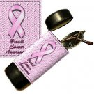 Breast Cancer Awareness Eyeglass Or Sunglass Case