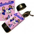 Cheerleader Flip Top Eyeglass / Sunglass Case