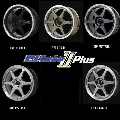 BUDDY CLUB RIMS