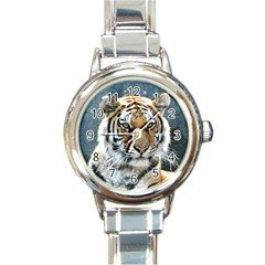 Tiger Italian Charm Watch
