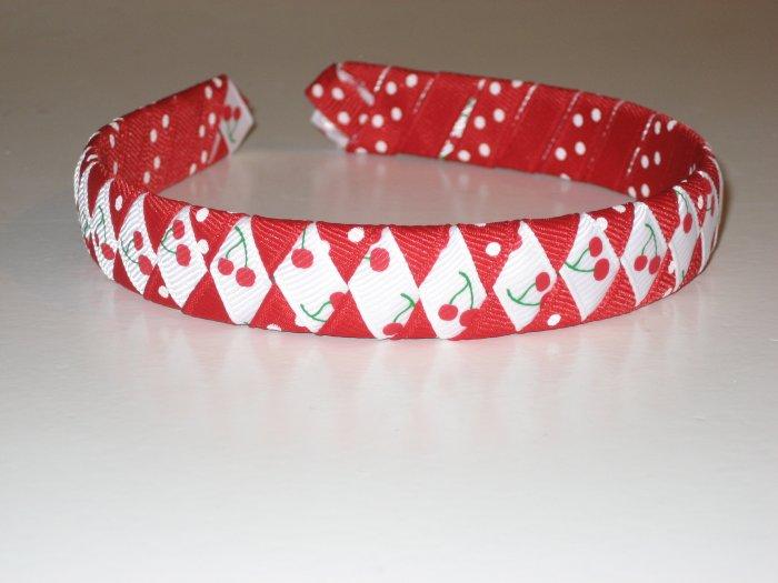 Cherry Baby M2MG Ribbon Headband