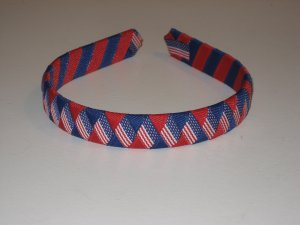 I Love America! Ribbon Headband
