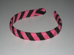 Rock Star Ribbon Headband