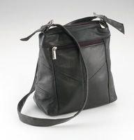 Embassy V-design Leather Purse (000-08)