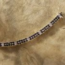 18 Kt Gold Tennis Bracelet (021-7)