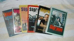 Sopranos: Seasons 1-6.2. NEW & SEALED!!!!