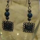 Turquoise Earrings Dangles