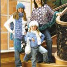 Knit & Crochet Inspirations -- Autumn & Winter Collection Issue NO. 5 - 2005